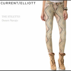 Current/Elliot 'The Stiletto' Skinny Jeans (31)